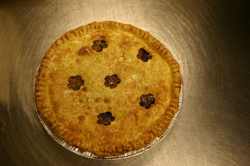 mincemeat pie at petaluma pie company