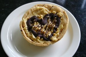 peanut butter pie heart