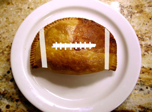 Go niners- cheeseburger pie