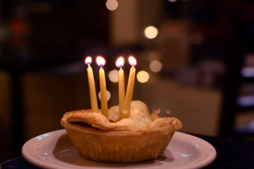 happy birthday Petaluma Pie Company