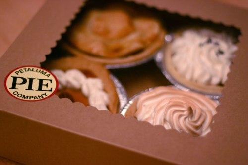 pies from petaluma pie company