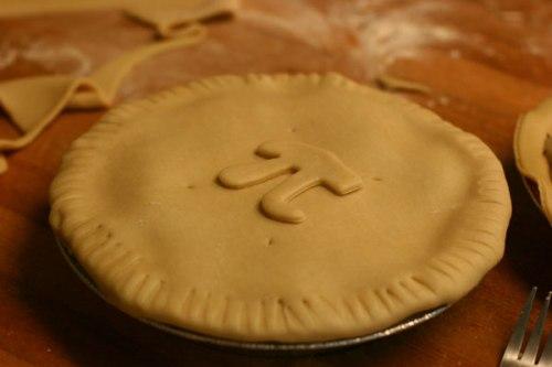 Pi Pie at Petaluma Pie Company on 3-14-15