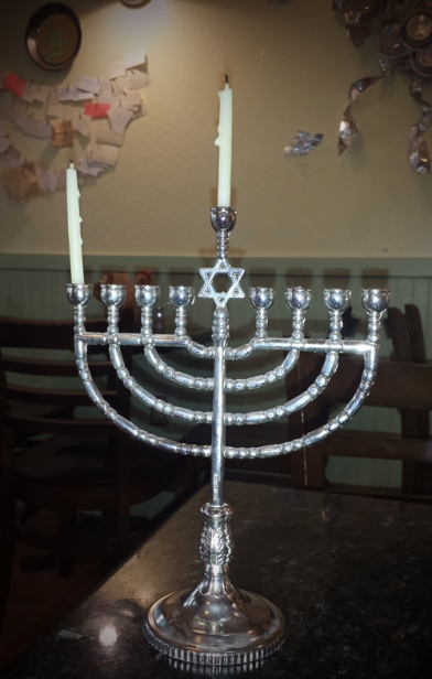 Happy Chanukah from Petaluma Pie Company